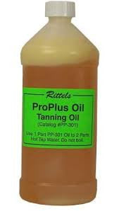 Rittel's ProPlus Tanning Oil