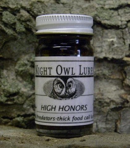 Night Owl Lures High Honors