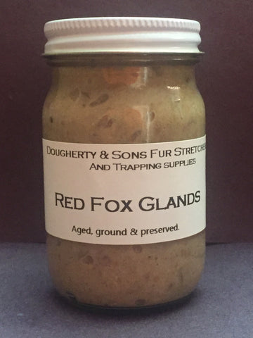 Red Fox Glands (aged)