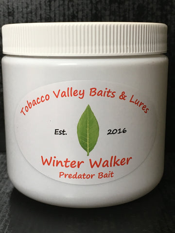 Tobacco Valley Baits & Lures Winter Walker Predator Bait