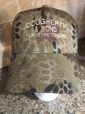 Dougherty & Sons Fur Stretchers Embroidard Cap