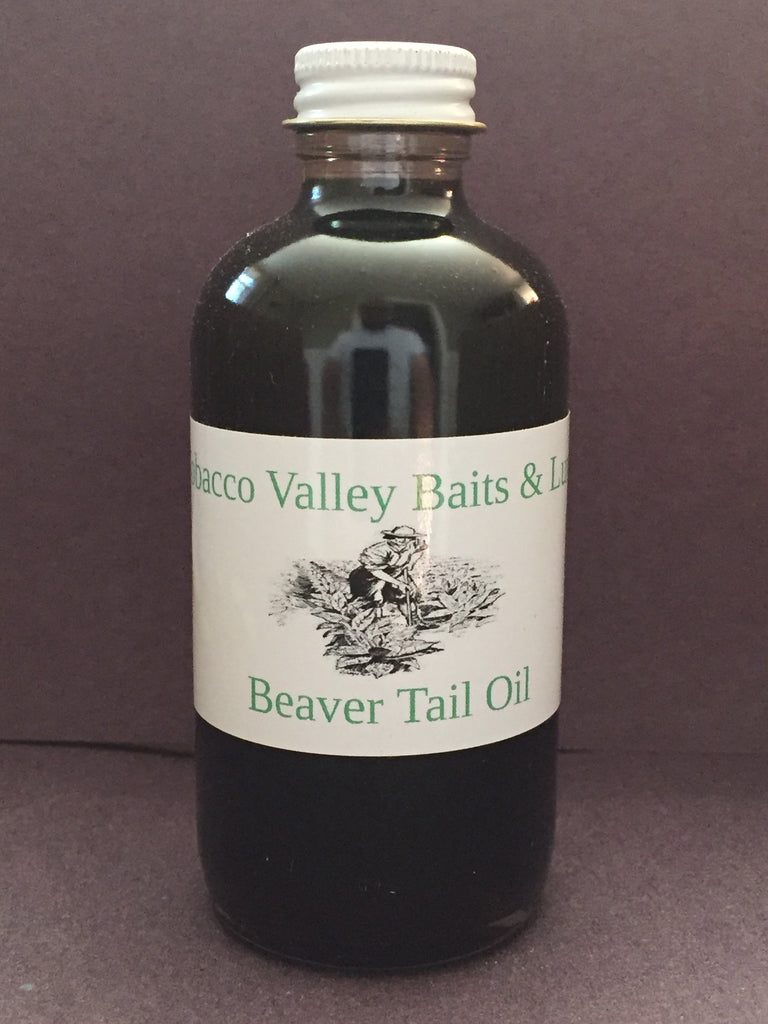 Tobacco Valley Baits & Lures Beaver Tail Oil