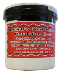 Kaatz Brothers' Red Label Predator Bait-Pint