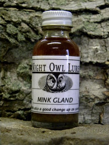 Night Owl Lures Mink Gland Lure