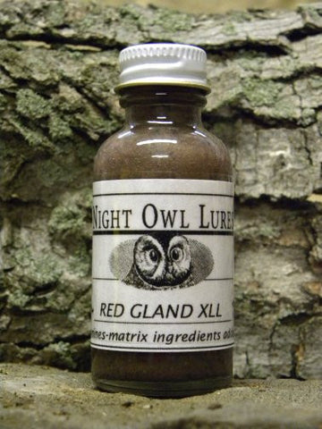Night Owl Lures Red Gland XLL
