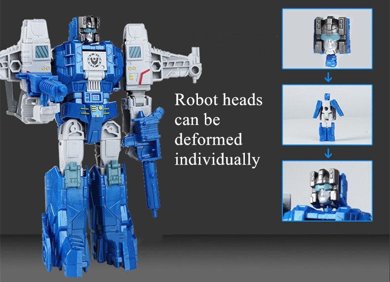 Transformers Toys Model Cool Anime Robot Car Toys Super Hero Plastic Action Figures Gifts For Kids
