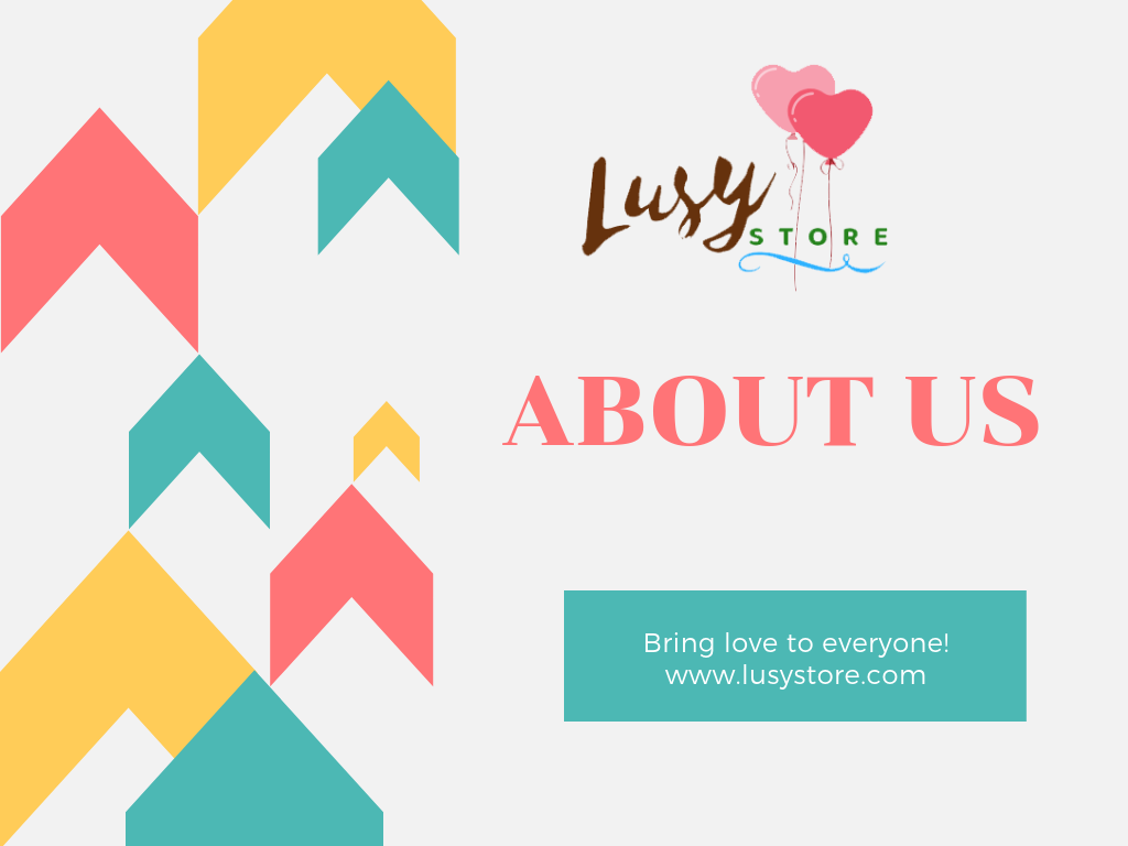 Lusy store - About us
