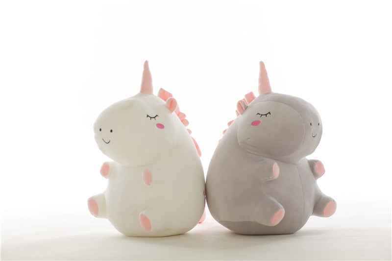 Unicorn Plush Toy Cute Animal Stuffed Soft Pillow Toys For Girl