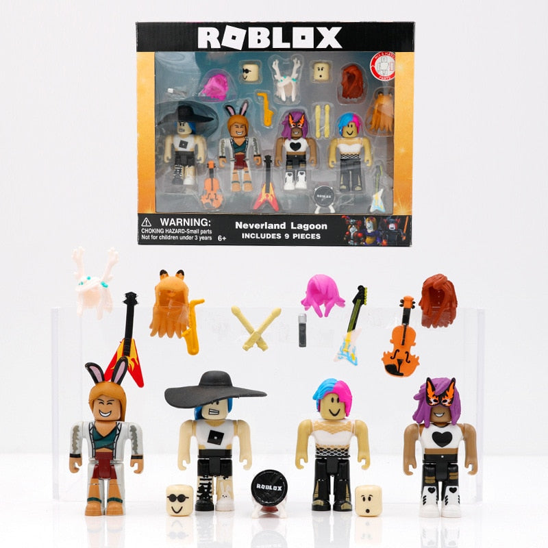 Images Of Roblox Toys Roblox Toys Celebrity Collection Superstars Pvc Set Model Figurines To Lusy Store