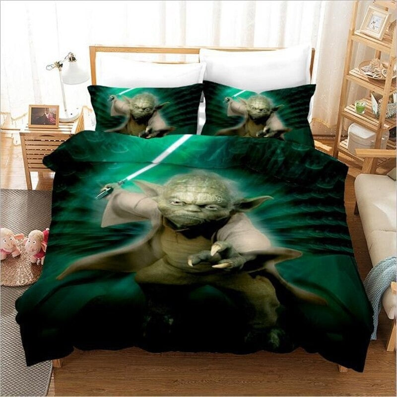 Star Wars Bedding 3D Printed Luxury Bed Linen Home Textile