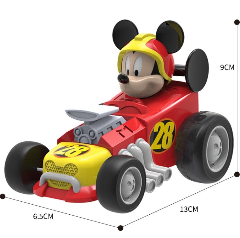 Friction Toy Car Donald