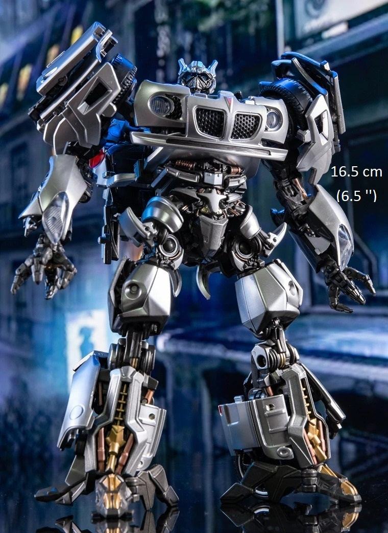 Transformers Toys Police Barricade MP Alloy Atcion Figure Collection Model Great Gift For Kids