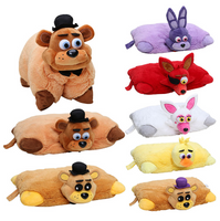 Fnaf plush stuffed pillow doll toy