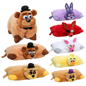 Fnaf plush stuffed pillow doll toy - Lusy