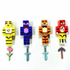 Minecraft Five Nights At Freddy's Action Figures Kid Toy - Lusy
