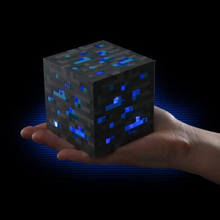 Minecraft Night light LED - Lusy