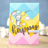 Letter Happy Thank Word Dies Metal Cutting Dies