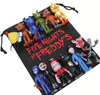 12pcs FNAF PVC Action Figures with Gift Bag Five Nights At Freddy's Freddy Fazbear Foxy brinqudoes