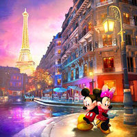 5D Diamond Painting DIY Full Square/Round Disney Mouse Room Decor - Lusy Store