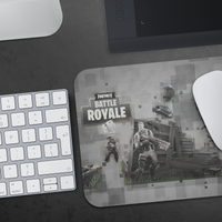 Fortnite Mouse Pad Fortnite Funny Grey Mouse Pad LSMM284 - Lusy Store