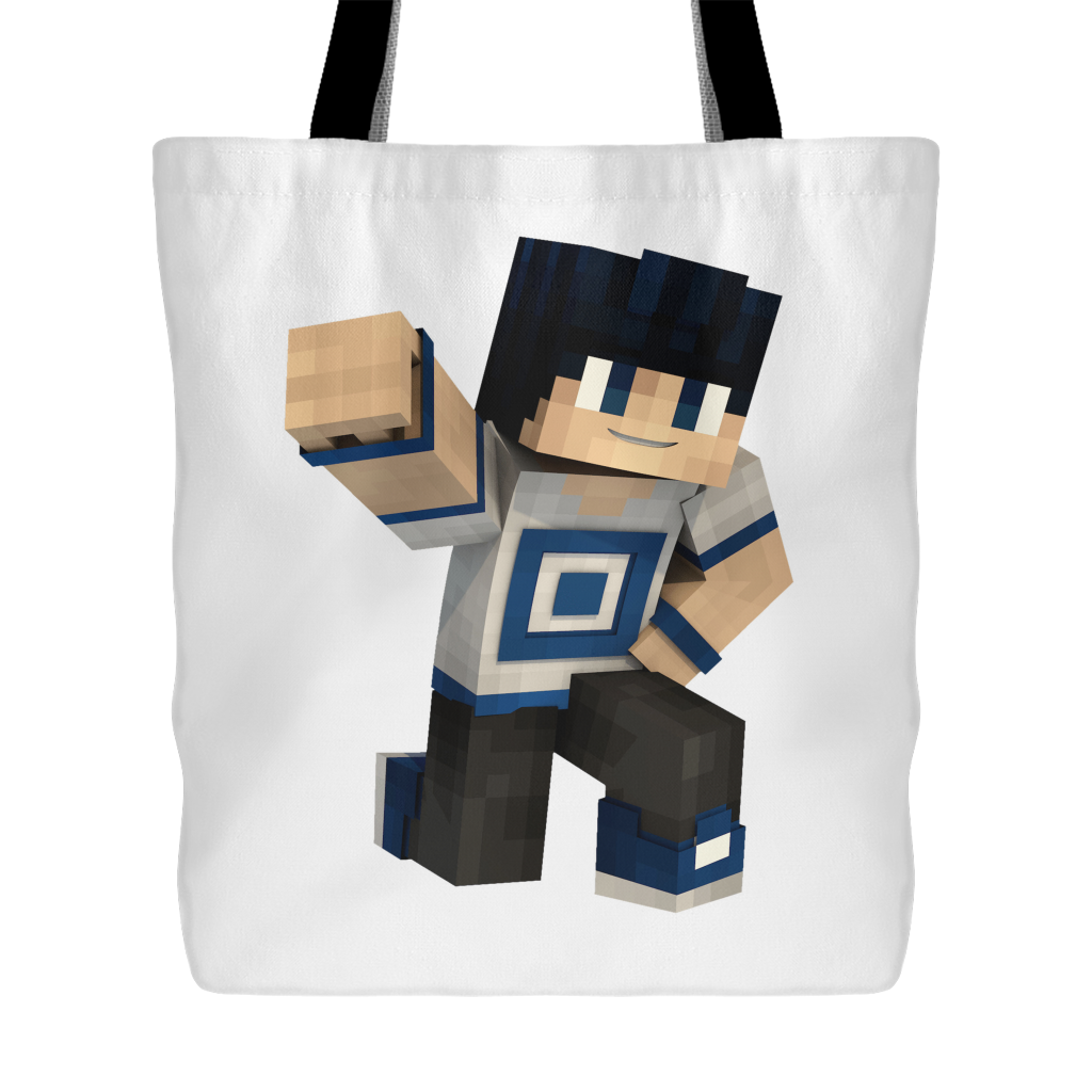 Minecraft Tote Bag 104 - Lusy