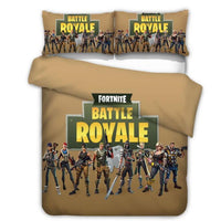 Fortnite Bed Set 3D Cross-Border Home Textile For Fan BG165 - Lusy Store