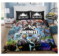 Fortnite Bed Set 3D Cross-Border Home Textile For Fan FTN67