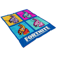 Fortnite Blanket Large Fleece Blanket Keeping Yourself Warm And Cozy Funny - Lusy Store
