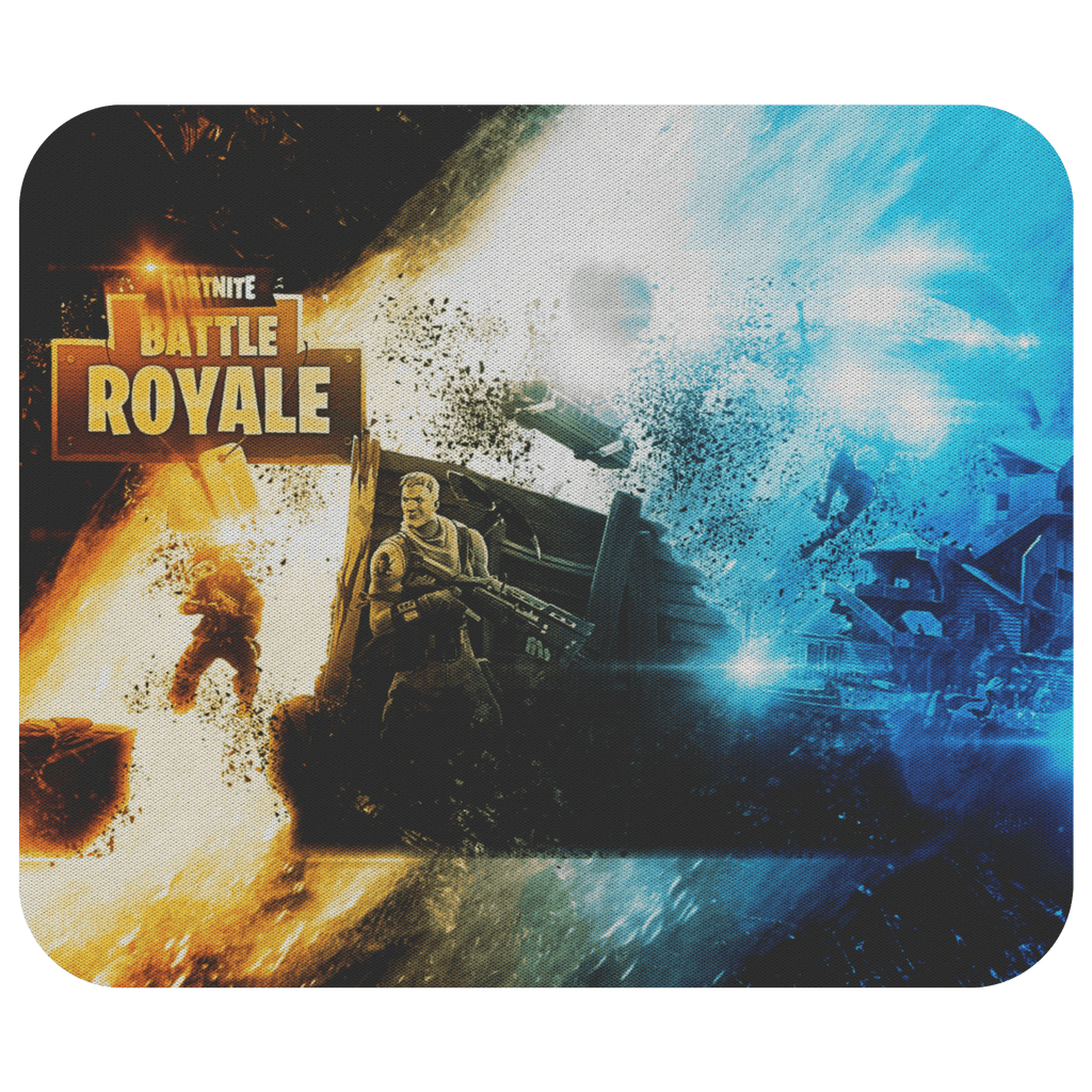 Fortnite Mouse Pad Fortnite Funny LSMM177 - Lusy Store