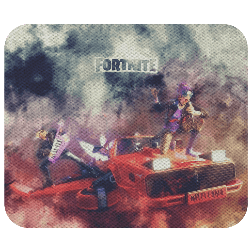 Fortnite Mouse Pad Fortnite Funny LSMM234 - Lusy Store