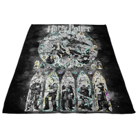 Harry Potter Fleece Blanket Abstract Blanket - Lusy Store