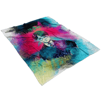 Harry Potter Fleece Blanket Color Dust Colorful Blanket - Lusy Store