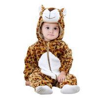 Kids Hooded Blanket Cotton Pajamas For Children Babies Costumes - Lusy Store