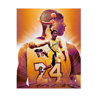 Kobe Bryant Painting 5D DIY Diamond Basketball Gifts Home Decor E1455