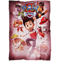 Paw Patrol Fleece Blanket Survivor Pink Blanket