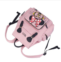 Mickey Mouse Backpack Waterproof Capacity Mother And Baby Bag - Lusy Store
