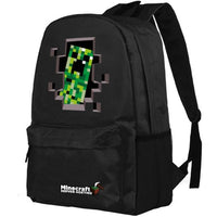Minecraft Backpack Premium Quality Schoolbag Students Backpack B104 - Lusy Store