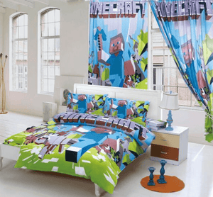 Minecraft bedding sets - Lusy Store