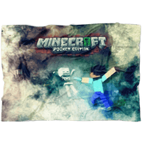 Minecraft Fleece Blanket Haze Colorful Blanket - Lusy Store
