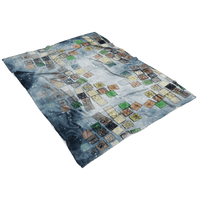 Minecraft Fleece Blanket Minecraft Note Black Blanket Warm And Super Comfortable Best Gift For Kids LS0753 - Lusy Store