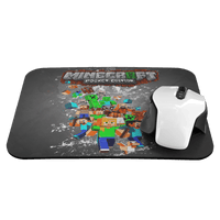 Minecraft Mouse Pad Color Splash - Lusy Store