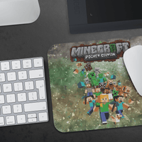 Minecraft Mouse Pad Cortisol - Lusy Store