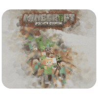 Minecraft Mouse Pad Vintage Painter
