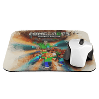 Minecraft Mouse Pad Watercolor A102 - Lusy Store