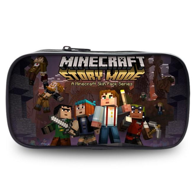 Minecraft Pencil Case Great Gift For Kids PS02 - Lusy Store