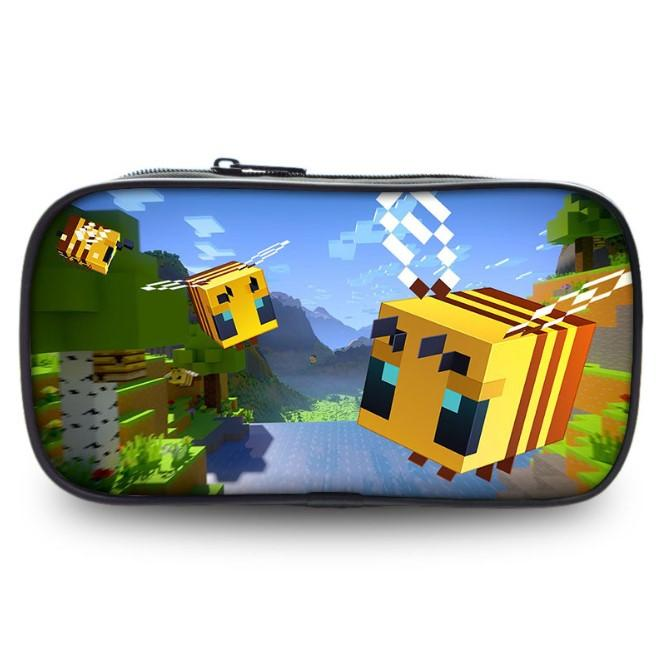 Minecraft Pencil Case Great Gift For Kids PS03 - Lusy Store