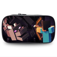 Minecraft Pencil Case Great Gift For Kids PS19 - Lusy Store