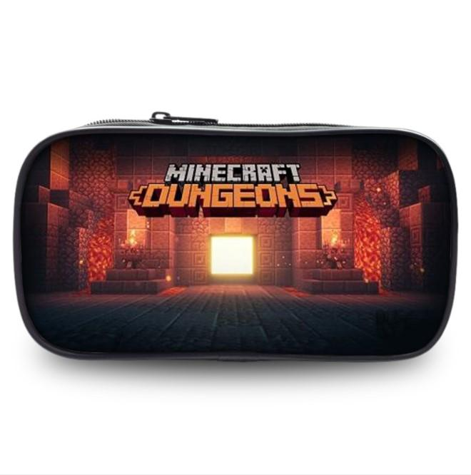 Minecraft Pencil Case Great Gift For Kids PS21 - Lusy Store