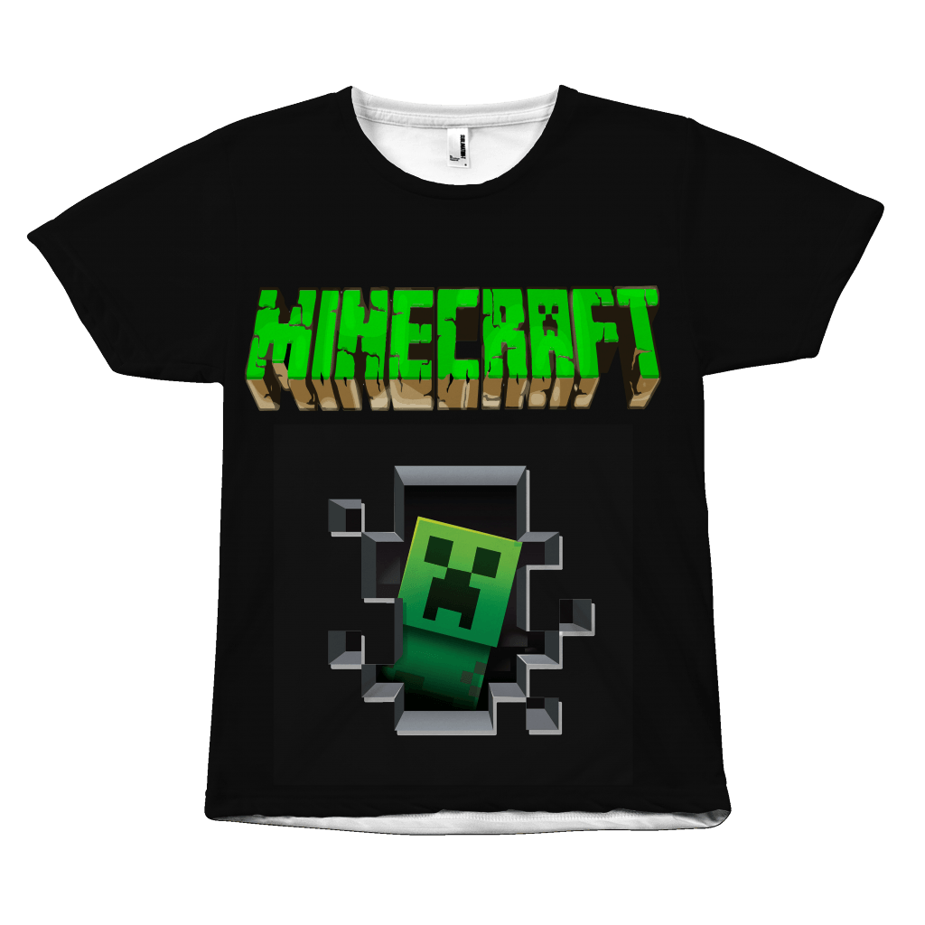 Minecraft T Shirt for Boys Short Sleeve T-shirt Fashion - Lusy Store