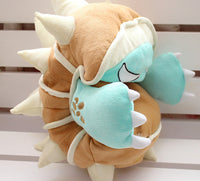 Armordillo Rammus Plush doll